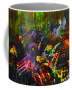 Eye In Chaos Coffee Mug