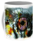 Eye In Hands 001 Coffee Mug