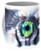 Eye In Hands 002 Coffee Mug