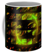 Eye In The Window Coffee Mug