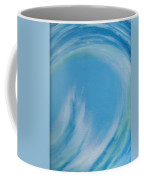 Eye Of The Ocean Coffee Mug