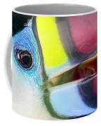 Eye Of The Toucan  Coffee Mug