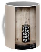 Eyes In A Jar Coffee Mug