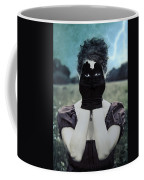 Eyes Coffee Mug by Joana Kruse