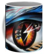 Eyes Of Immortal Soul Coffee Mug