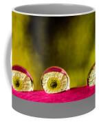 Eyes Of The Petal Coffee Mug