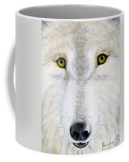 Eyes Of The Wolf Coffee Mug