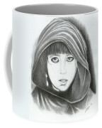 Eyes Of War Coffee Mug