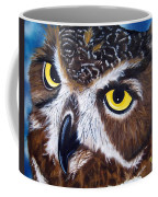 Eyes Of Wisdom Coffee Mug