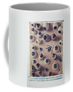 Eyes On Braille Page Coffee Mug