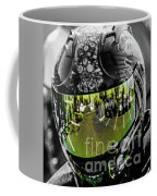 Eye's On The Road Coffee Mug