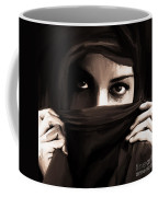 Eyes On You  Coffee Mug