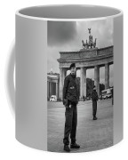 Eyes Right Coffee Mug