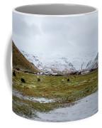 Eyjafjallajokull Iceland Coffee Mug