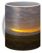 Eyjafjallajokull Sunrise Iceland Coffee Mug
