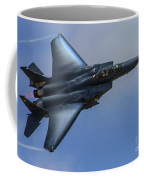 F-15 Going Supersonic Coffee Mug