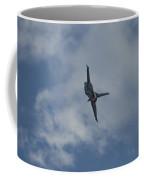F-16 Afterburn Bank Coffee Mug