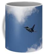F-16 Climbing Afterburn Coffee Mug