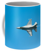 F-16 Full Speed Coffee Mug