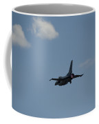 F-16 Passing Afterburn Coffee Mug