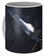 F 18 Coffee Mug