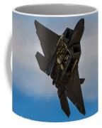 F-22 Raptor 3 Coffee Mug
