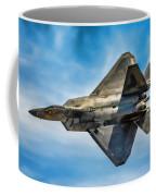 F-22 Raptor 4 Coffee Mug
