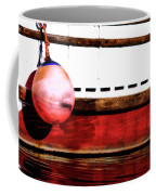 F Dock Buoy Coffee Mug