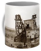 F. E. Co, Gold Drege No. 4 Near Fairbanks Alaska Circa 1958 Coffee Mug