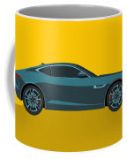 F Type Coffee Mug
