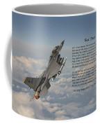 F16 - High Flight Coffee Mug