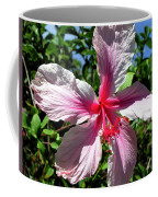 F17 Pink Hibiscus Coffee Mug