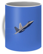 F22 Raptor 917 Coffee Mug