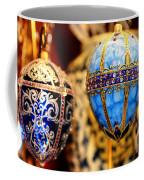 Faberge Holiday Eggs Coffee Mug