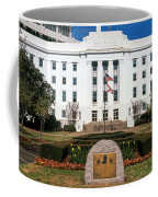 Facade Of An Office Building, Lurleen Coffee Mug