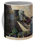 Facciata In Ombra Coffee Mug