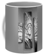 Face In Space B G I Coffee Mug