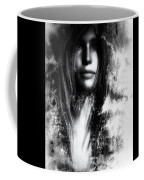 Face In The Mirror Coffee Mug