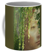 Face In The Willows Coffee Mug