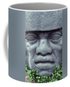 Face On Bali Coffee Mug