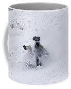 Face Plant In The Snow Coffee Mug