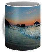 Face Rock Sundown Coffee Mug