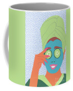 Facial Masque Coffee Mug
