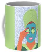 Facial Masque Coffee Mug