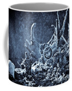 Facing The Enemy II Coffee Mug by Marc Garrido