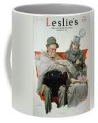 Fact And Fiction Coffee Mug
