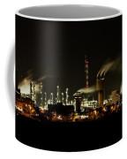 Factory Coffee Mug by Nailia Schwarz