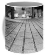 Fade Out Lines Coffee Mug