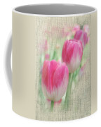 Faded Floral 8 Coffee Mug