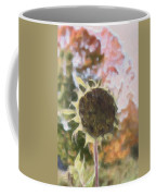 Faded Flower Coffee Mug